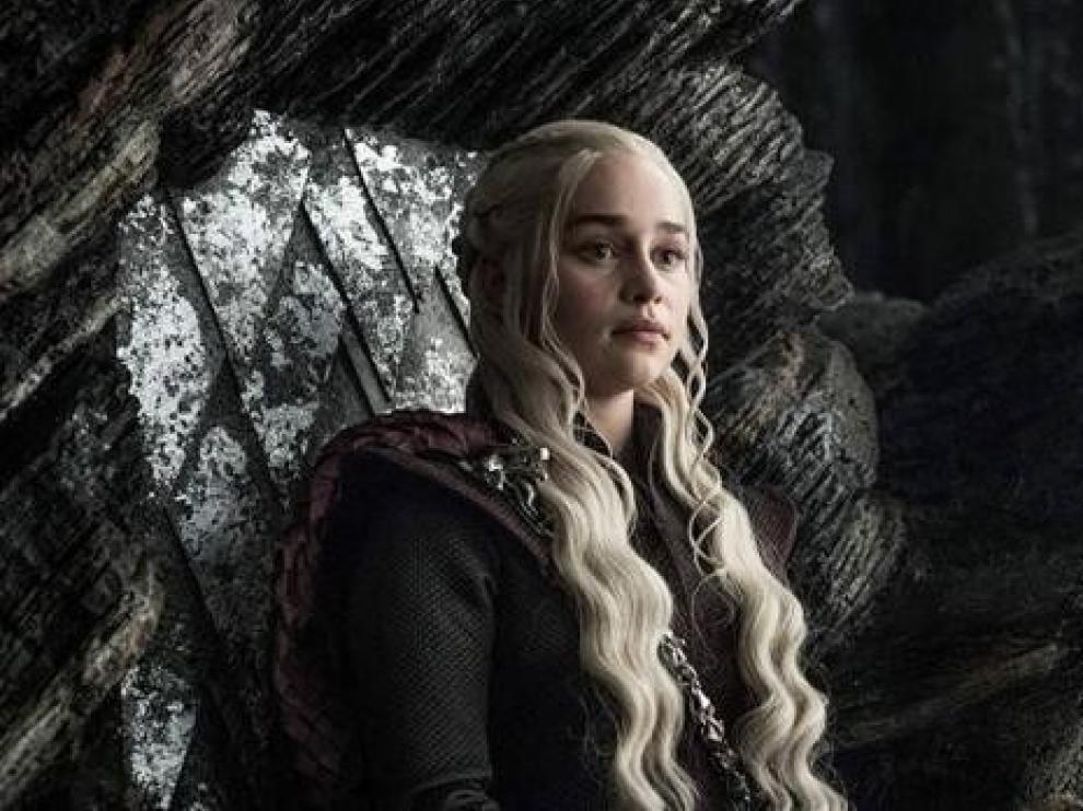 """""""Juego de tronos"""", la serie más buscada por los españoles"""