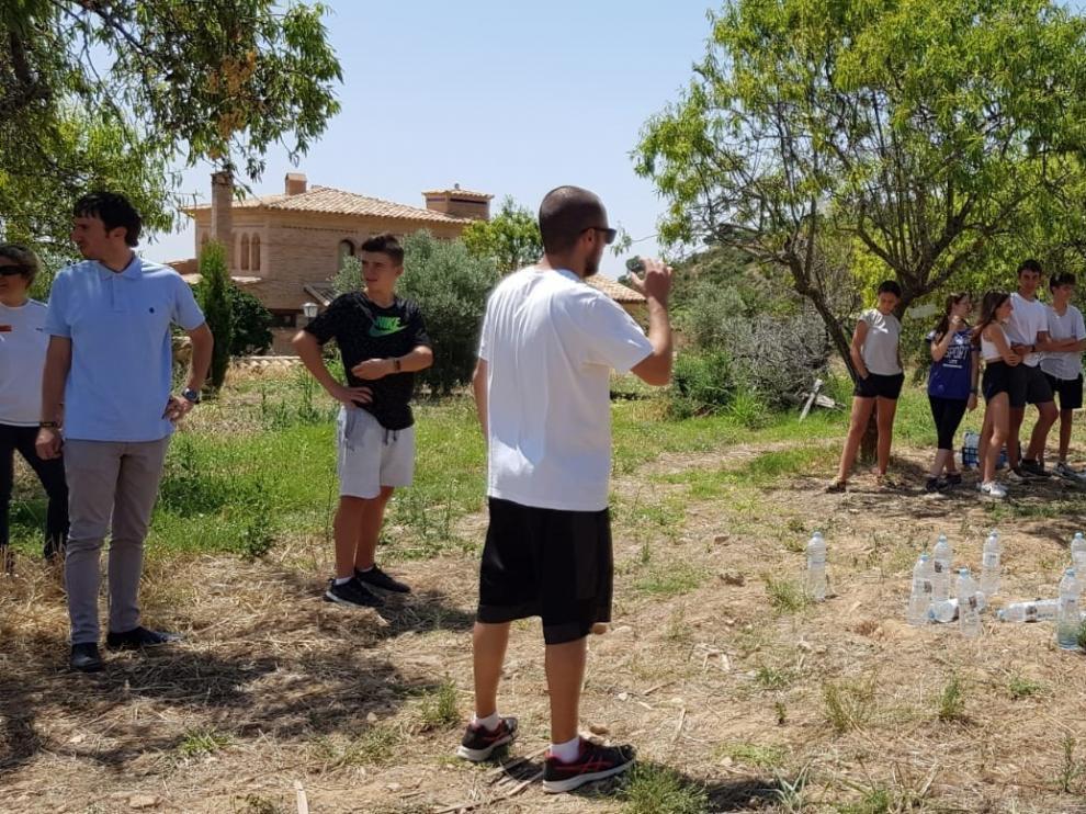 Casi 4.000 jóvenes participarán en colonias y campamentos en Aragón durante el mes de agosto