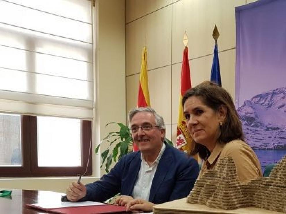Reale Seguros, nuevo patrocinador del centenario del parque de Ordesa