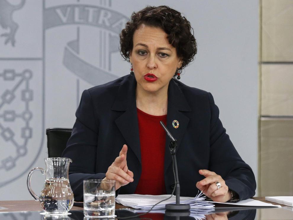 """Valerio recalca que """"no hay elevado gasto en pensiones"""""""