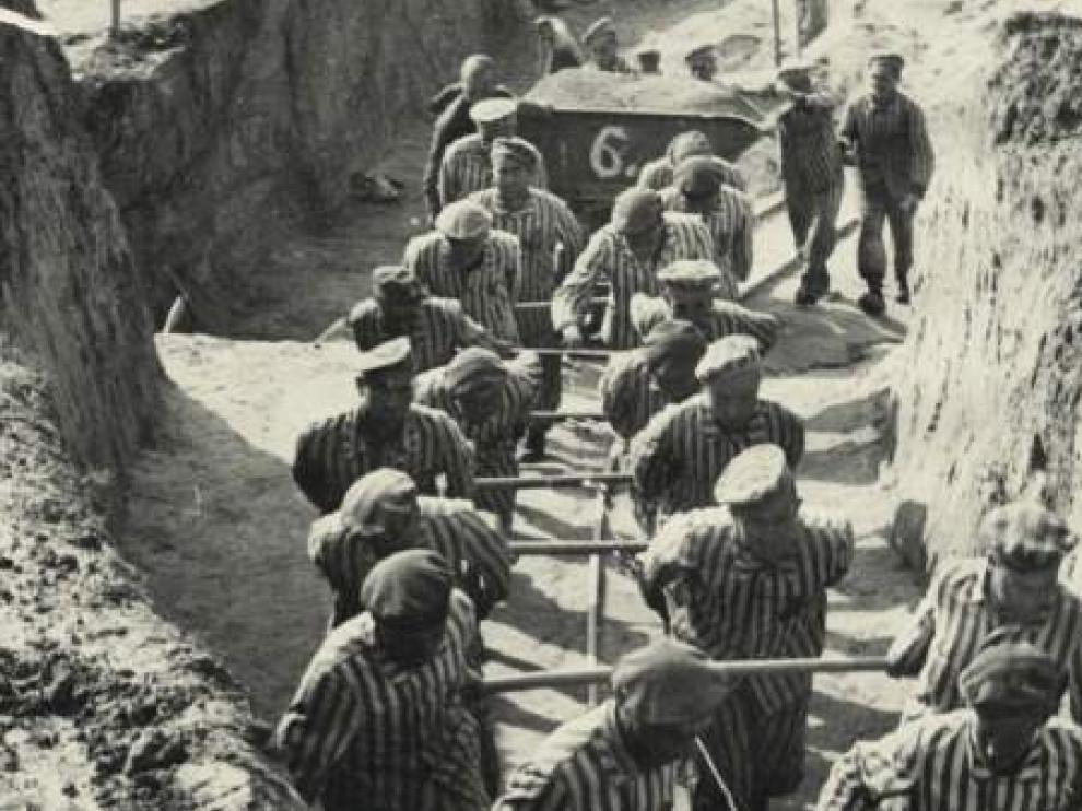 El BOE publicó este viernes el listado de 4.427 españoles muertos en campos nazis
