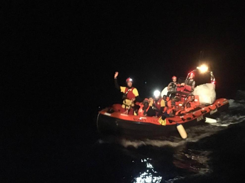 """Bruselas pide solidaridad para el barco """"Open Arms"""""""