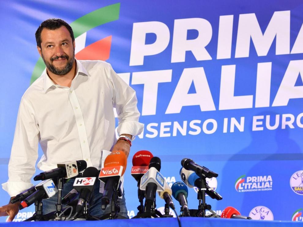 La Liga presenta una moción contra Conte para forzar elecciones