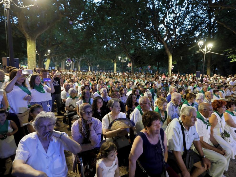 Santa Cecilia mezcla historia y folclore en su festival