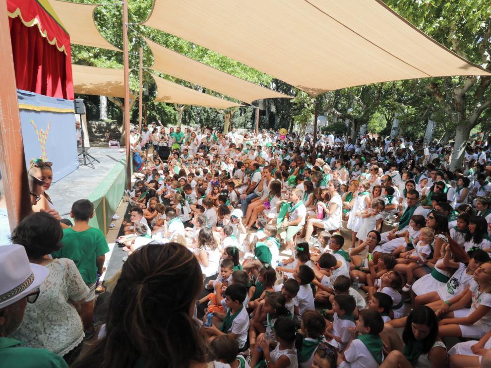 Gorgorito triunfa un año más en el Teatro Griego