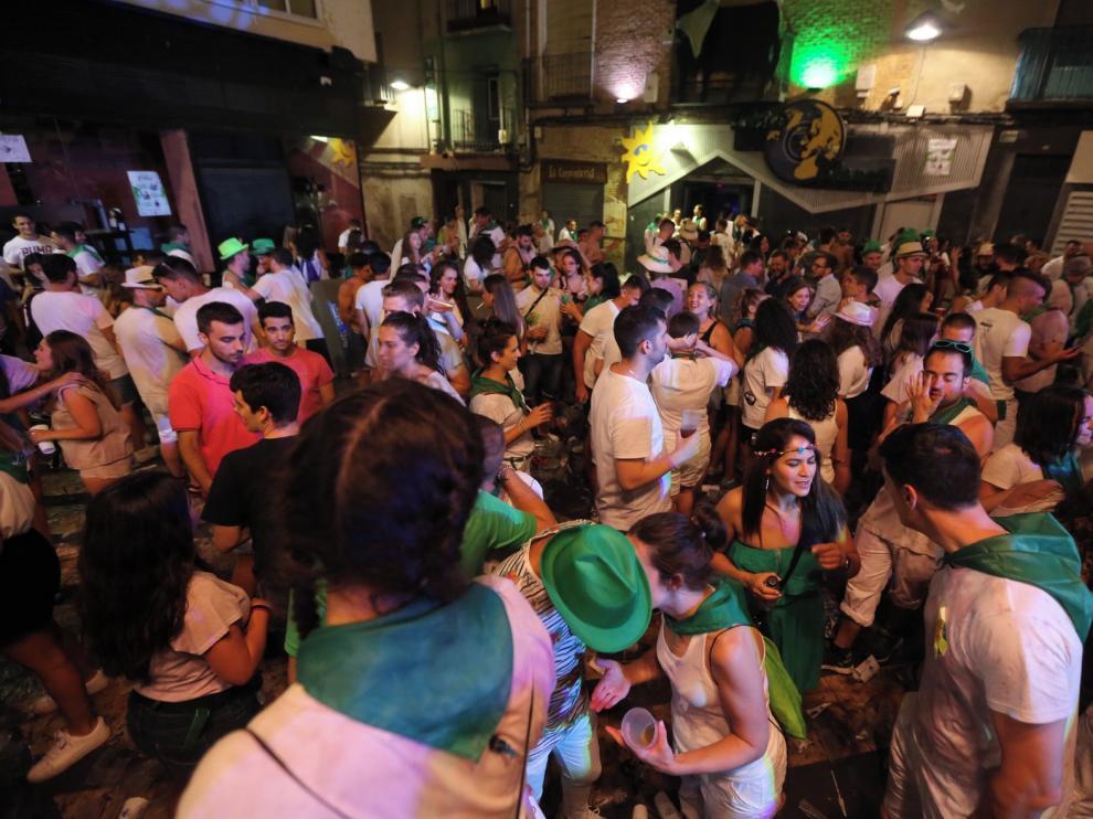 El arranque de las fiestas transcurre sin incidentes graves