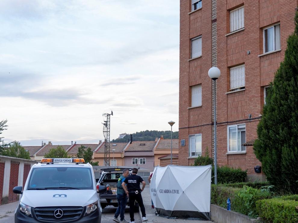 Estable la mujer agredida en Andorra por su pareja