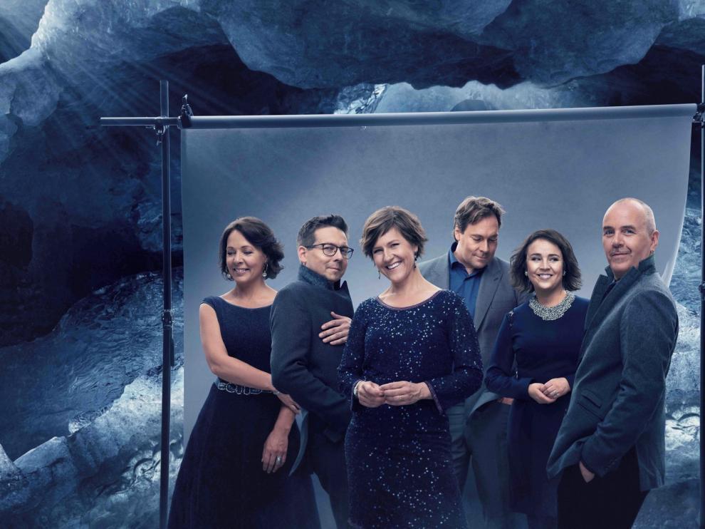 Nordic Voices presenta esta noche sus armonías vocales en Jaca