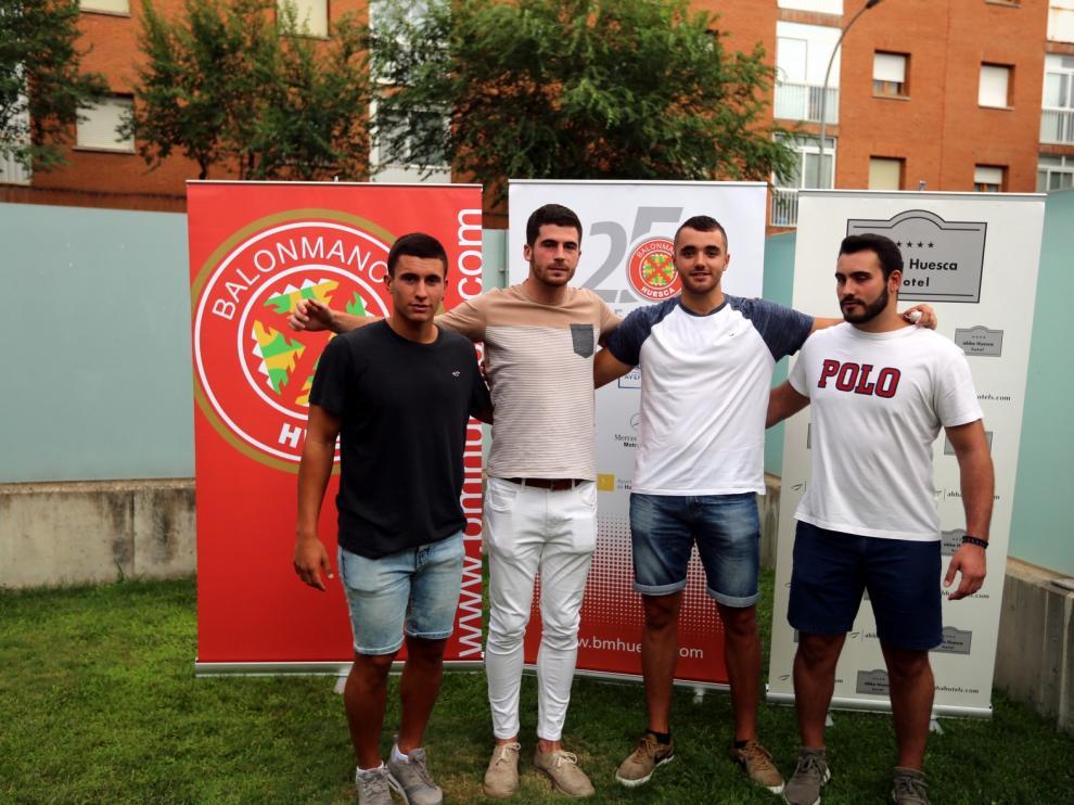El nuevo Bada Huesca parte con más goles en sus manos