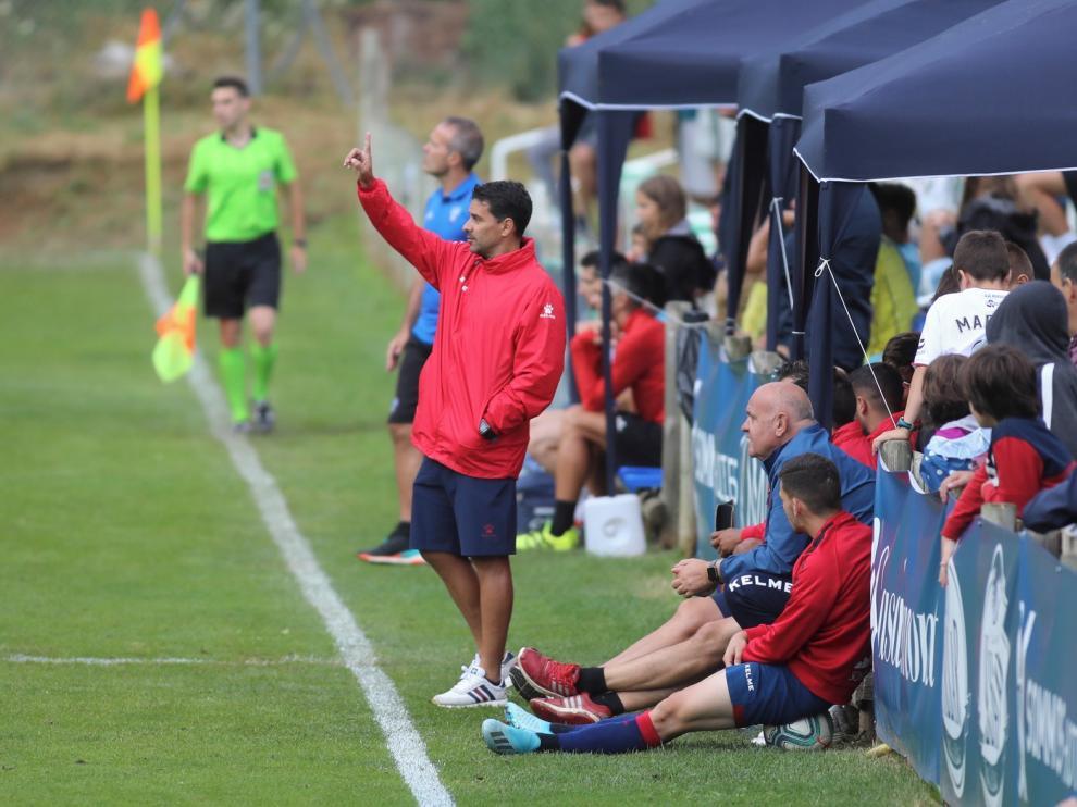 El equipo ya se centra en el debut en liga contra Las Palmas