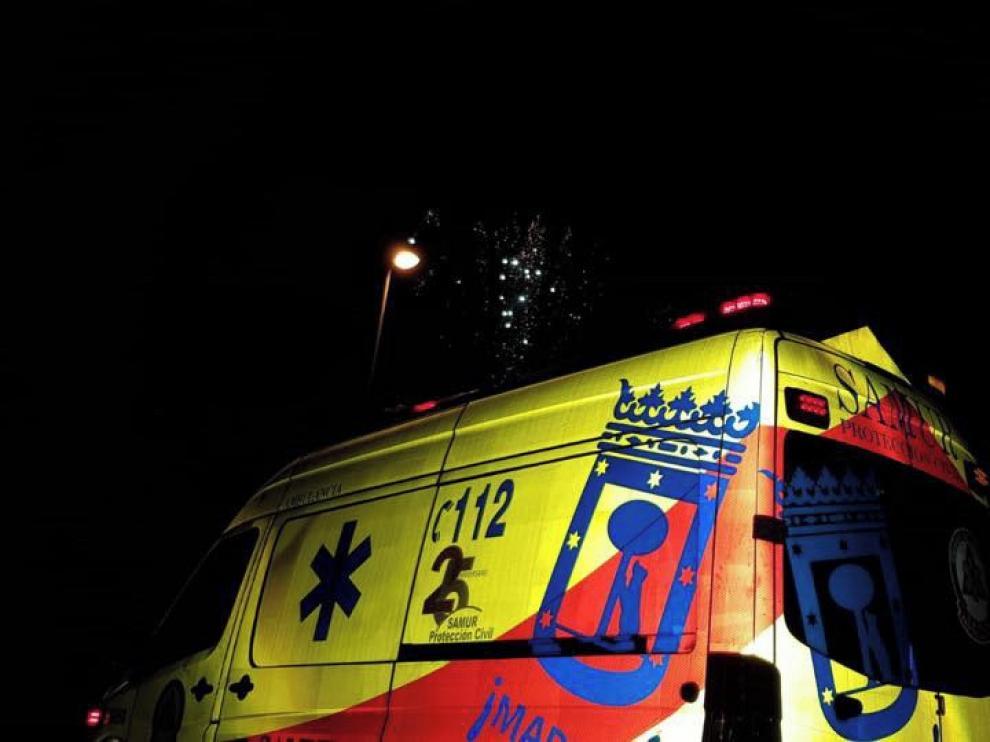 El dispositivo sanitario asiste a 50 personas en las Fiestas de Huesca