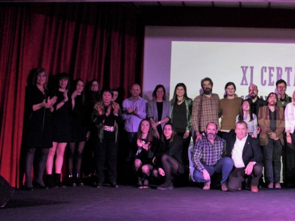 Bujaraloz abre el plazo para recibir cortometrajes