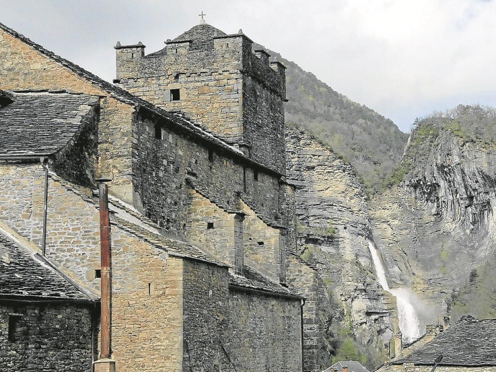 Broto, uno de los destinos con mayor ocupación turística en agosto a nivel nacional a pesar de la crisis