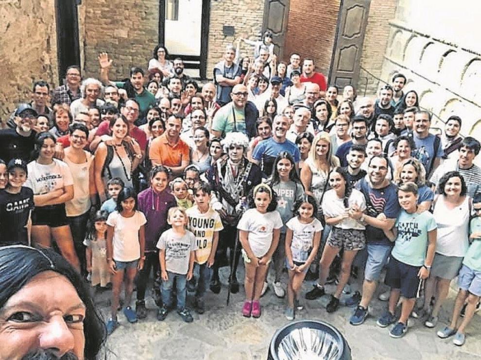 San Juan de la Peña invita a aprender historias