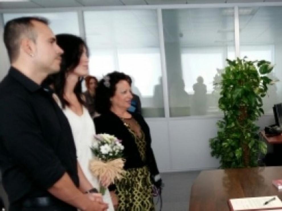 Más de 12.000 parejas se han inscrito en el Registro de Parejas estables no casadas del Gobierno de Aragón desde su creación hace 20 años