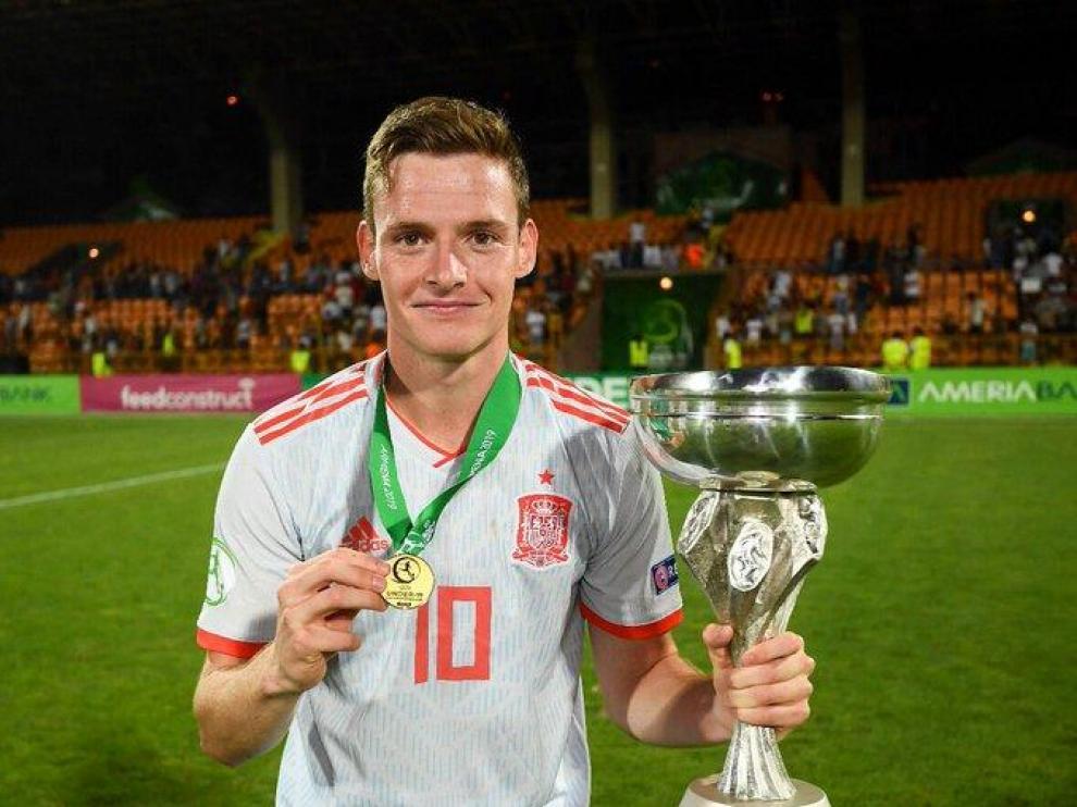 El Huesca ficha a un campeón de Europa