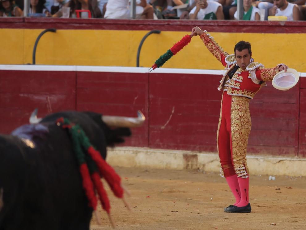 """El Fandi: """"Por muchos años que pasen, siempre es especial torear en Huesca"""""""