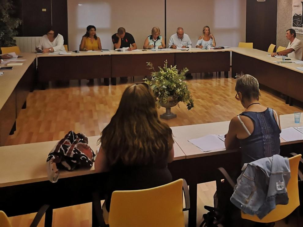 La Comarca de la Jacetania nombra a los presidentes de las áreas