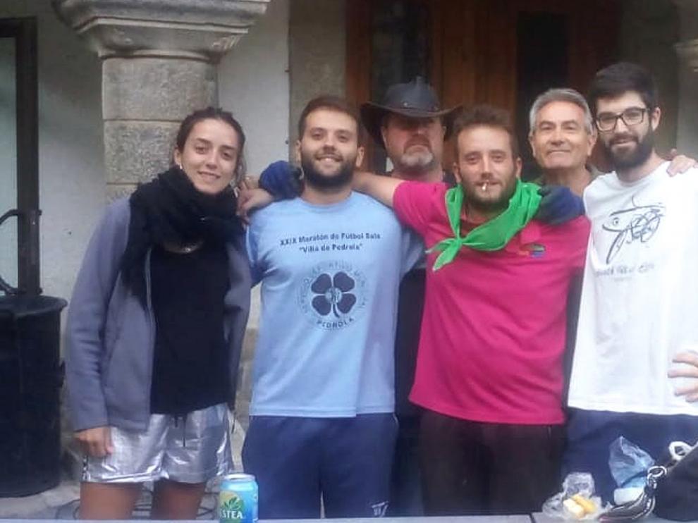 Paco Pil, asado argentino y salsa, Fiscal revoluciona sus fiestas