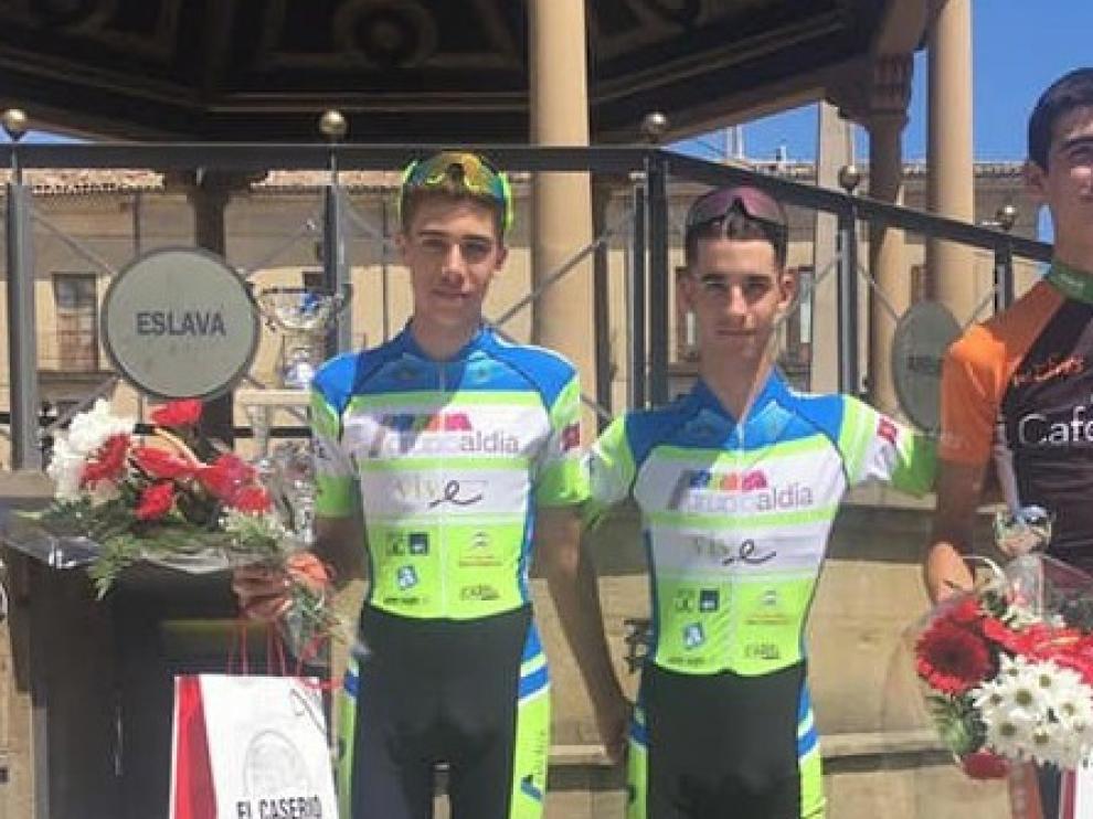 Vive Grupo Aldía arrasa en el Trofeo Ayuntamiento de Tafalla cadete