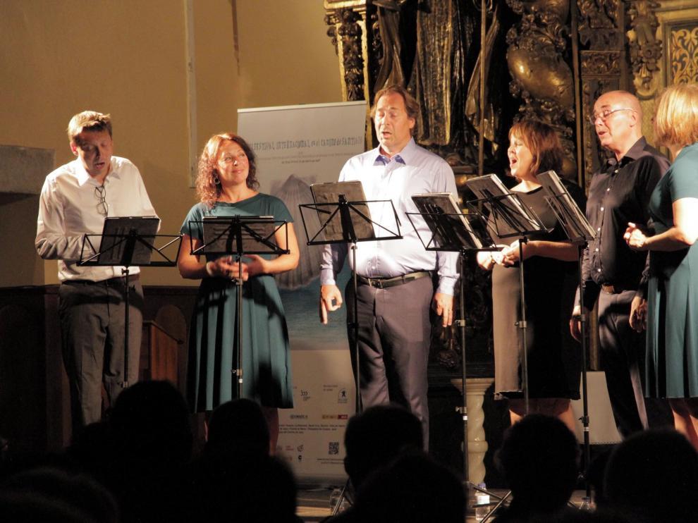 Nordic Voices o la gran belleza de la música antigua