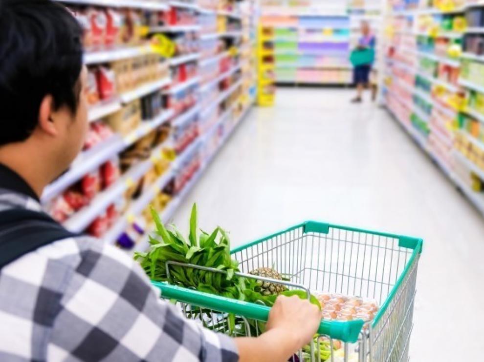 Los precios subieron en julio en Aragón un 0,5 %, lo mismo que en España