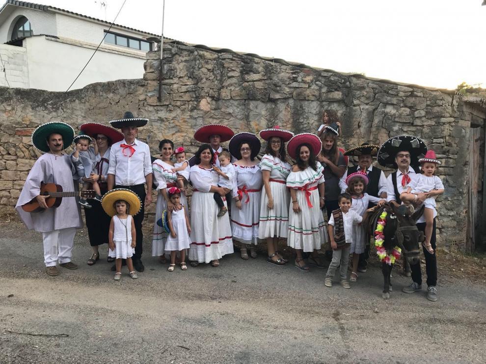 Ballobar celebra este mes de agosto dos festejos mayores