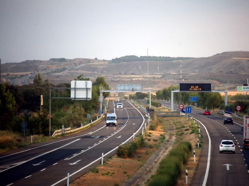 Tráfico prevé un intensa circulación en este puente