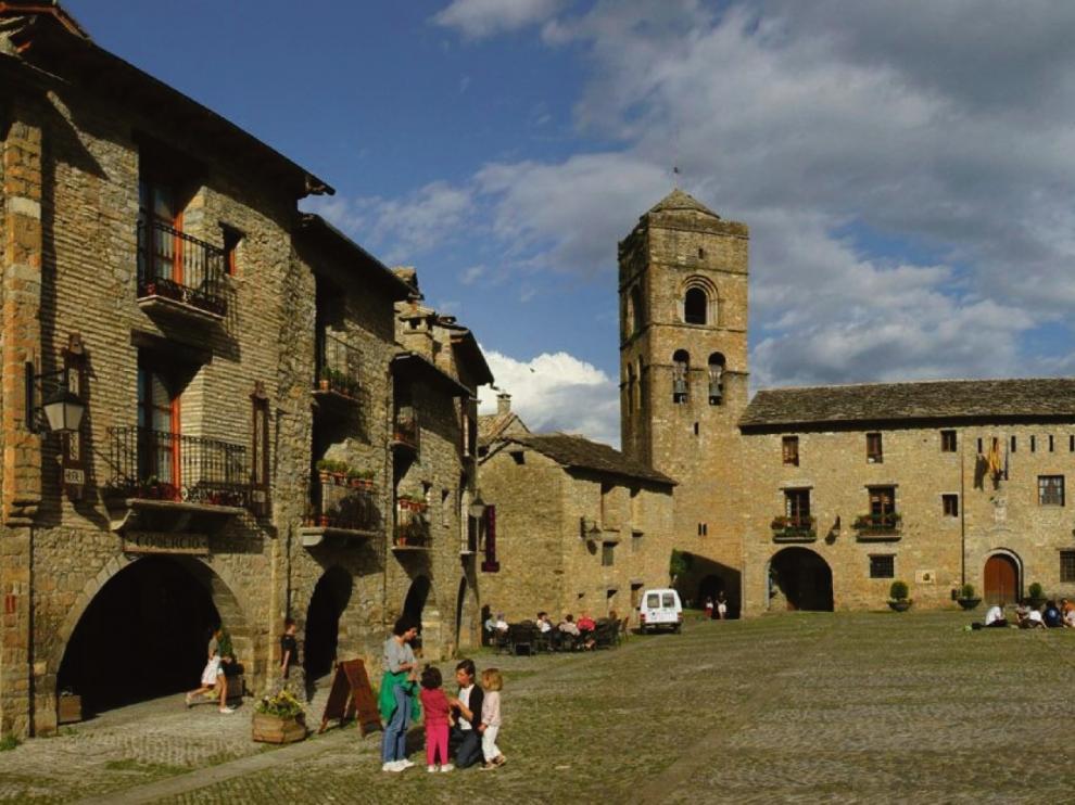 El turismo rural llegará en Aragón al 58 por ciento