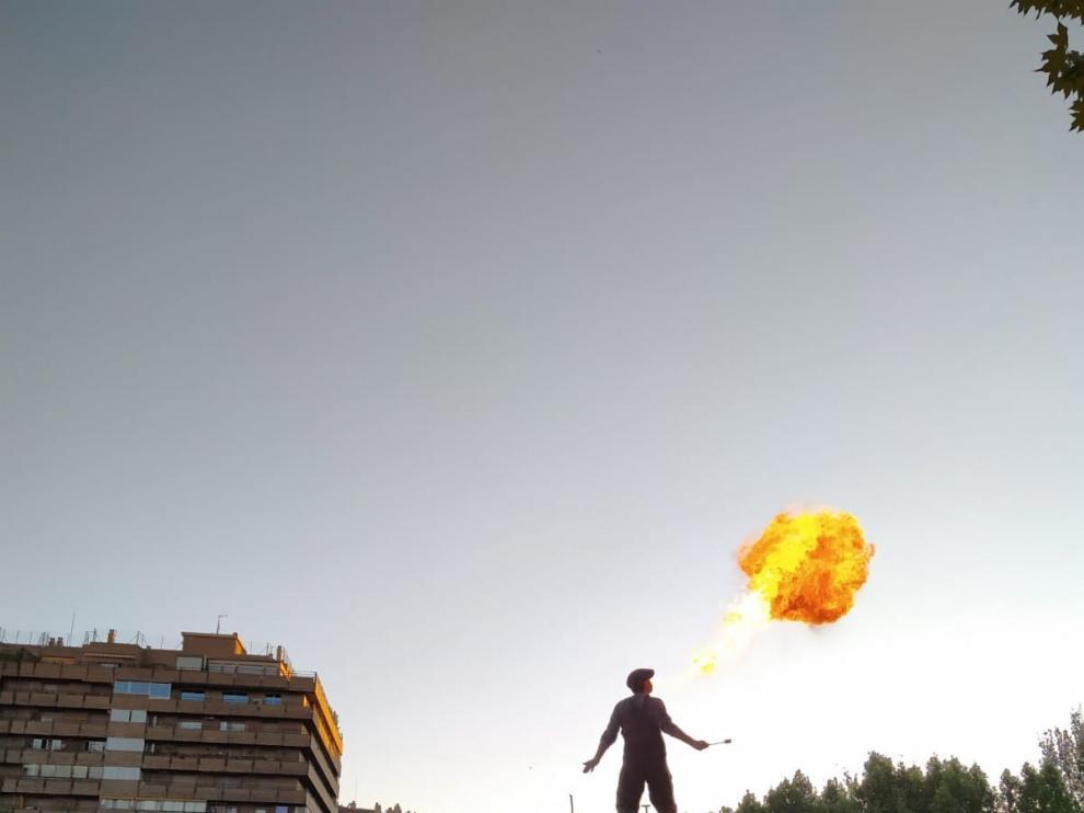 """El """"Gran Zampano"""" de Civi Civiac deja extasiado al público"""