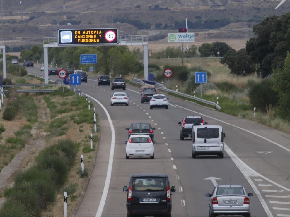 La DGT llama a la prudencia tras el aumento de fallecidos en las carreteras altoaragonesas en el último año