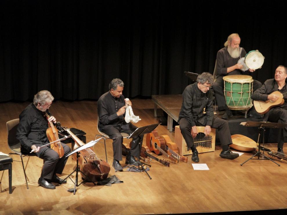 Diálogo entre culturas de la mano de Jordi Savall
