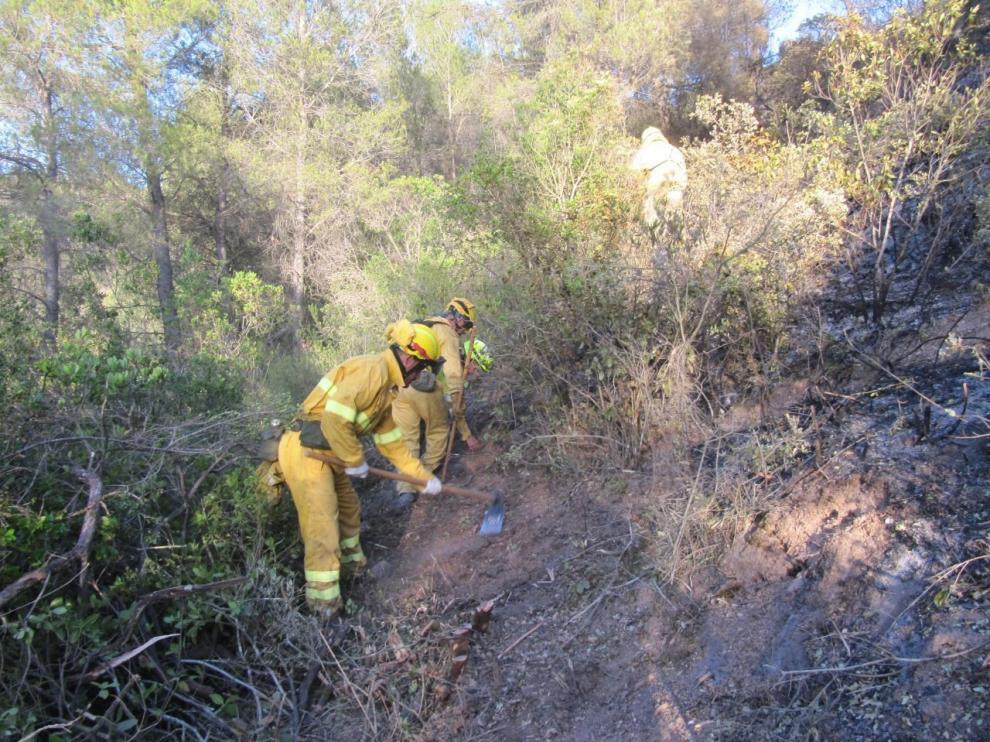 La DGA pide prudencia por el alto riesgo de incendios