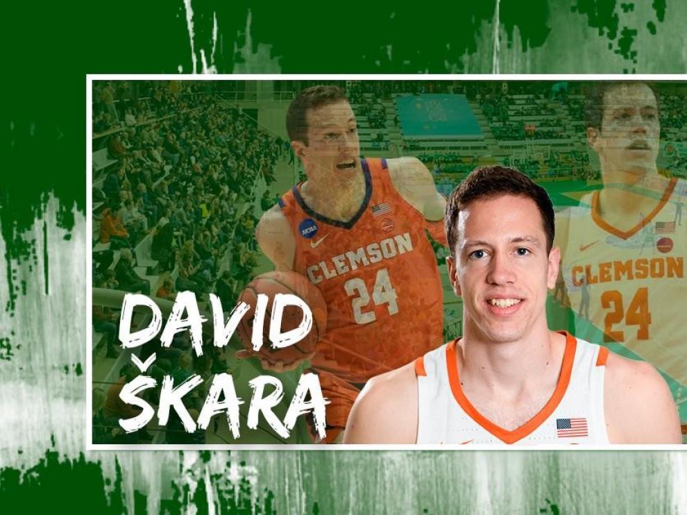 David Skara, un 4 completo para el Peñas