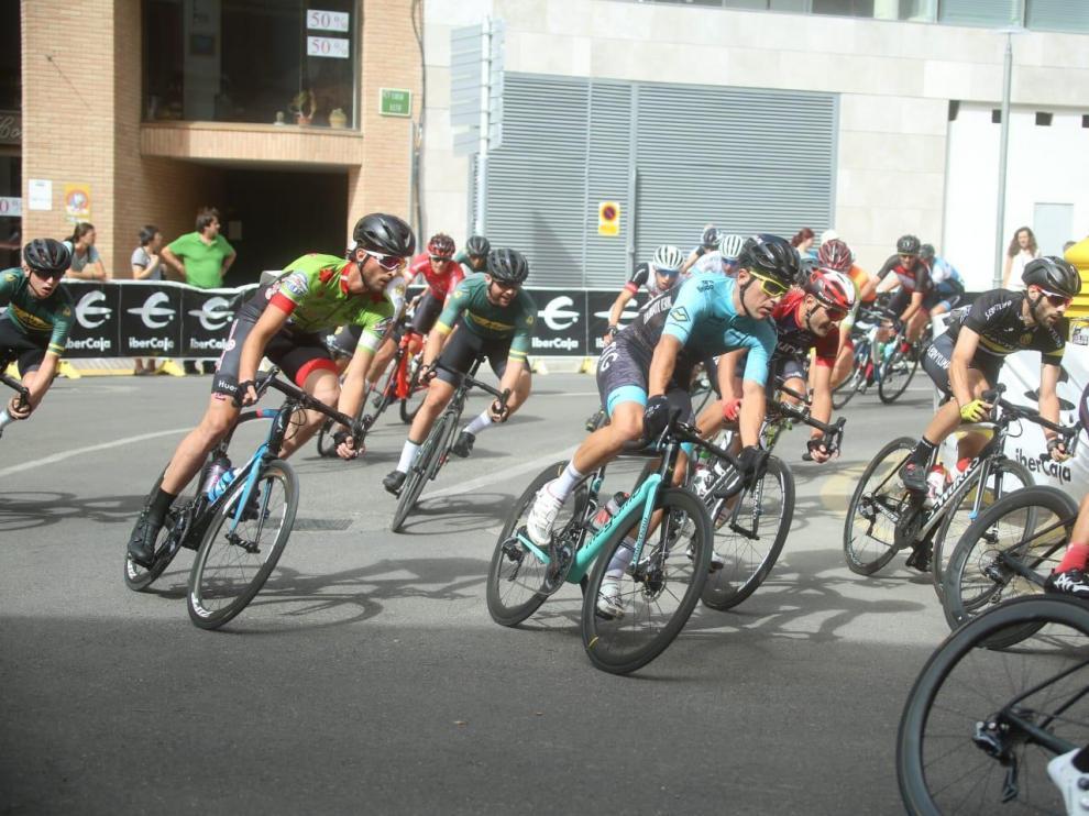 El equipo Lizarte saca músculo en el GP San Lorenzo