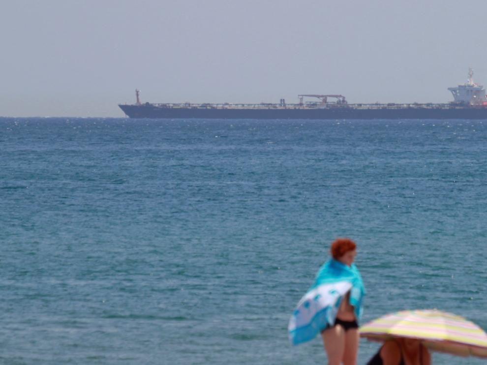 Gibraltar libera al petrolero iraní retenido