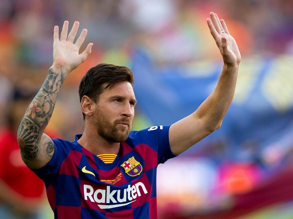 Athletic y Barça alzan el telón de LaLiga Santander
