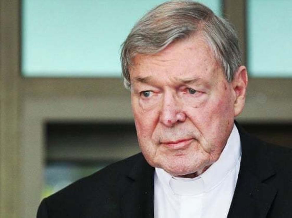 Un tribunal dictaminará sobre la apelación del cardenal Pell