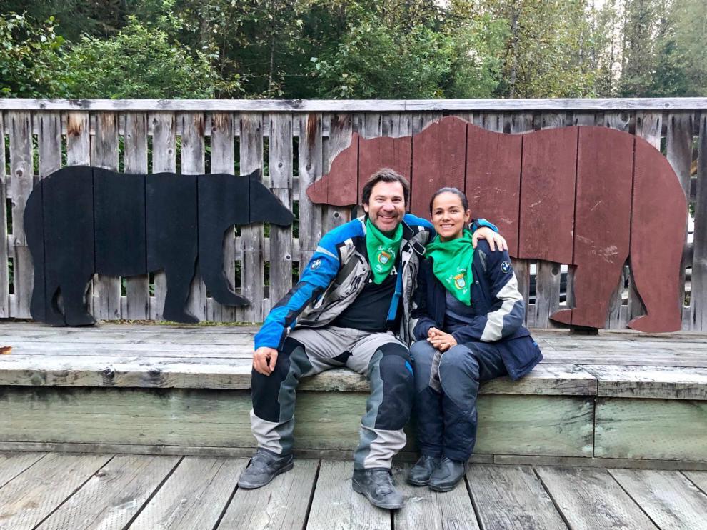 Eloy Lacasta envía saludos laurentinos desde Canadá
