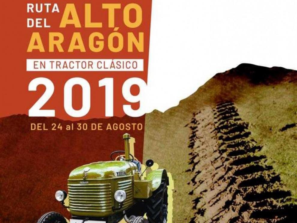 La Feria de Barbastro incluye en su programa una ruta de tractores clásicos