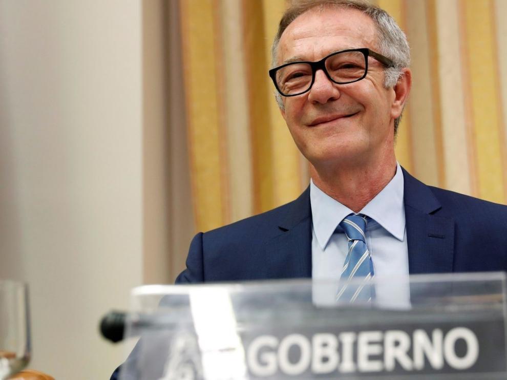 """Guirao: España hace """"lo que corresponde ante la negativa de Italia a cumplir la ley del mar"""""""