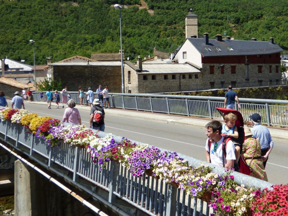 Las cifras de ocupación rozan el lleno en la provincia de Huesca