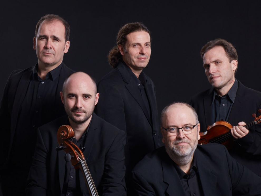 La maestría musical de Al Ayre Español sonará en la iglesia del Carmen de Jaca