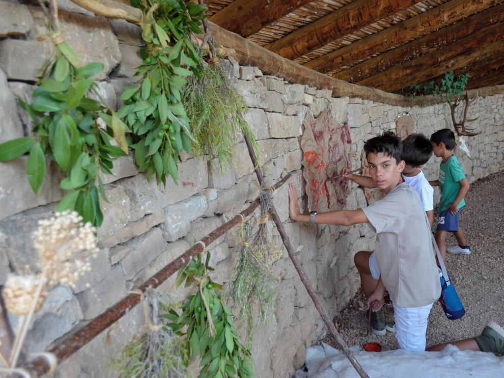 La vida en la prehistoria, el pasado al alcance de la mano