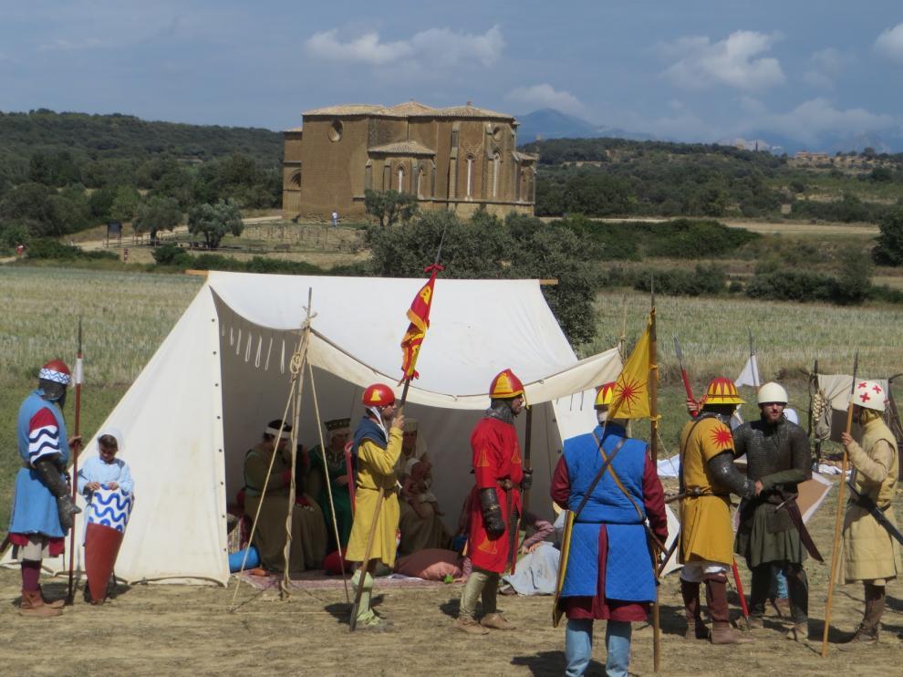 Tres días repletos de historia reviven el medievo en Foces