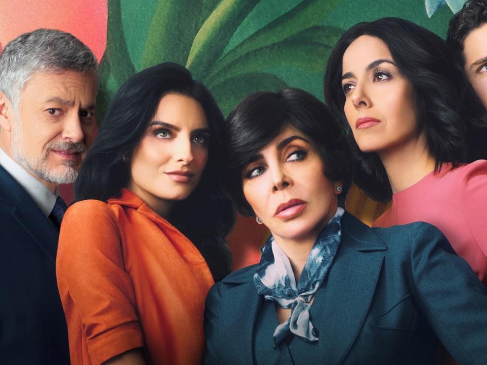 """""""La casa de las flores"""" de Netflix estrena su segunda temporada el 18 de octubre"""