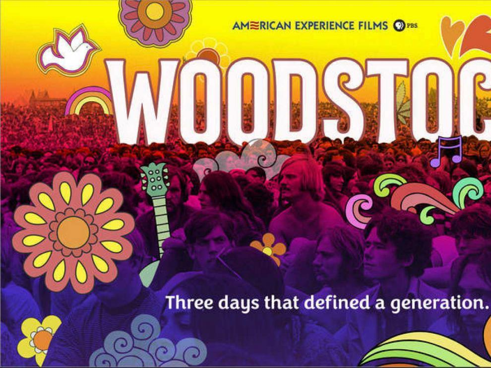 """Los 50 años de Woodstock, este sábado por la noche en """"La noche temática"""""""
