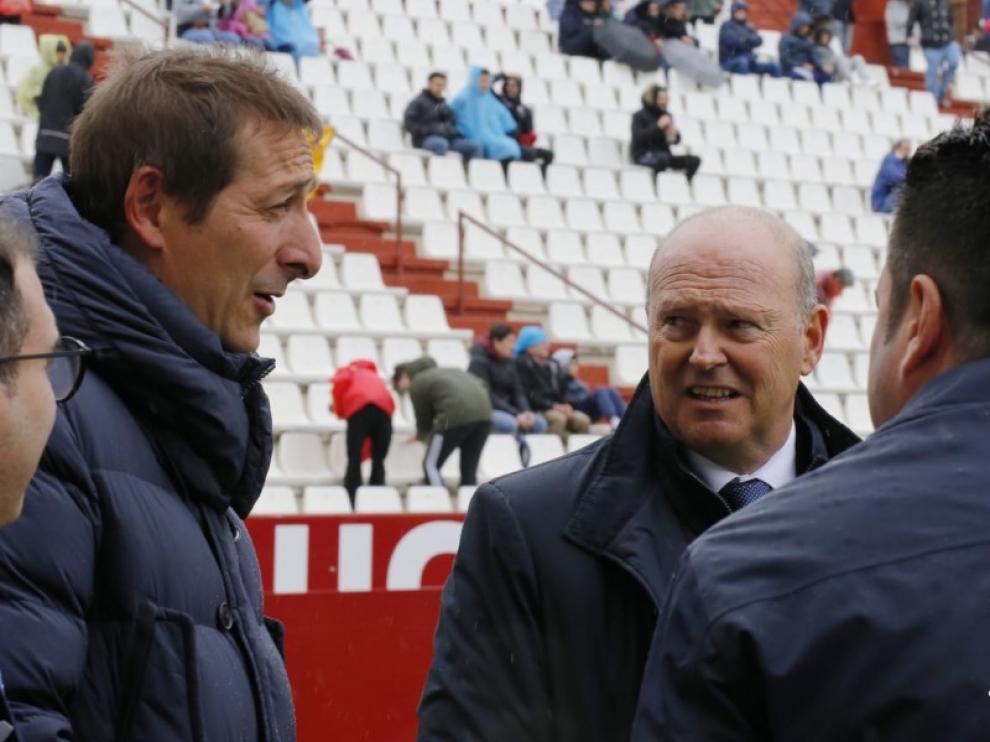 "Mel espera a un Huesca con ""una idea de juego magnífica"""