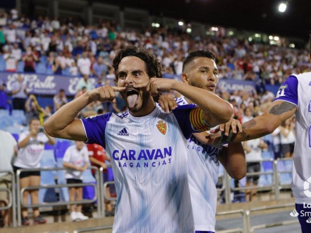 El Zaragoza suma sus tres primeros puntos ante el Tenerife