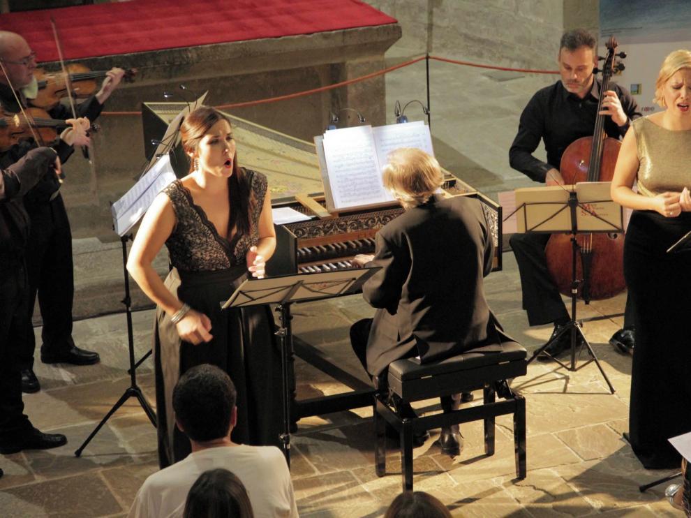 Brillante concierto de Los Músicos de Su Alteza